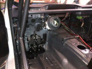 BMW M3 GTR Waagebalken