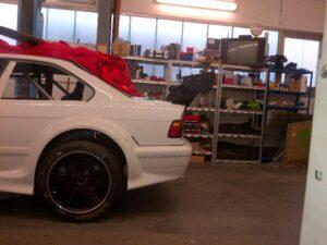 Heckspoiler BMW E36 M3 GTR