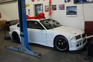 BMW E36 M3 GTR
